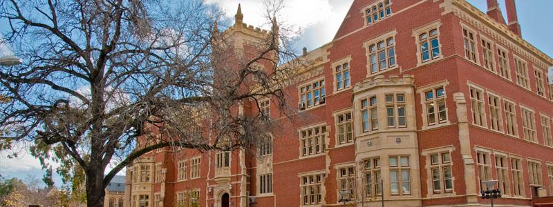 Ao Shun Australia - The University of Adelaide